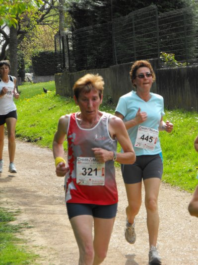 """Corrida d'Heillecourt"" le 25 Avril 2010"
