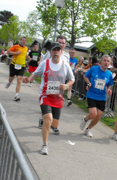 """ Corrida d' Heillecourt "" le 25.04.2010"