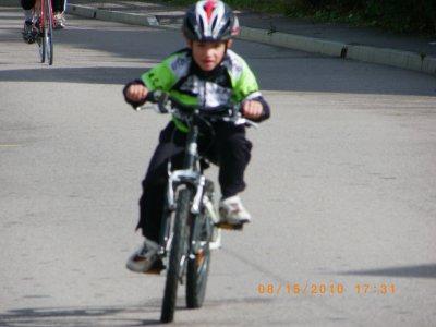 """ Cyclo-cross d'Uxegney "" le 28.11.2010"