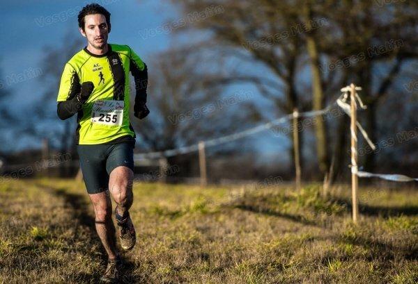 Michaël VOIRPY sans rivaux. (Vosges Matin - 06/01/2014)