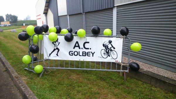 L'AC Golbey fête ses 30 ans sur la foire aux associations de Golbey