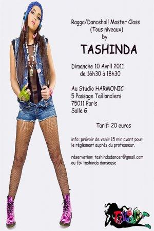 STAGE DE DANSE DIMANCHE 10 AVRIL 2011