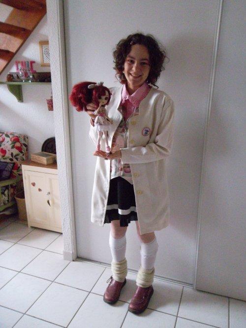 Ma tenue et mes achats à la JE Clermont-Ferrand 2013