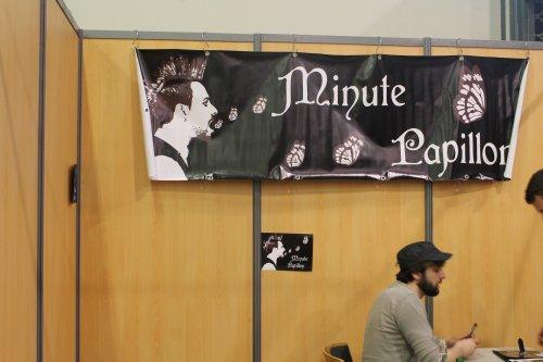 Achats à la Clermont geek convention et photos