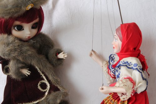 Pour bunch-of-pullip: Mitsuki à Moscou