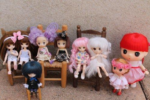 Photos de famille avec Kurama!