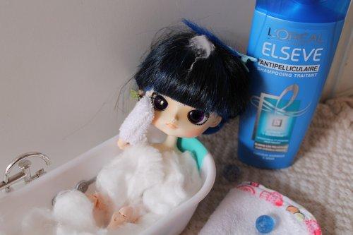 Ah c'quon est bien quand on est dans son bain~