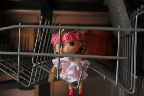 Bienvenue dans l'antre de la vaisselle...