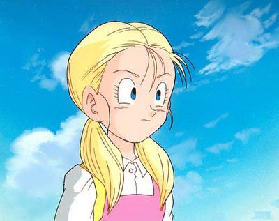 La fille de krilin et de c18 blog de dragon ball z gt110 - Dragon ball z c18 ...