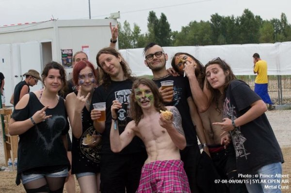 Sylak Open Air - 08/2015