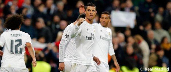 Cristiano Ronaldo enchaine 10 matchs de huitièmes en marquant