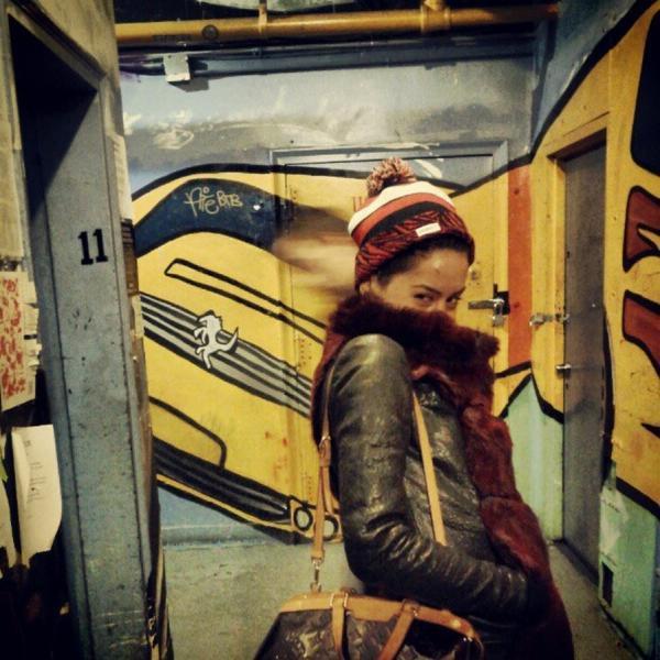 Dafina Zeqiri ♥ NYC
