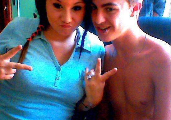 Maureen et moi ! ♥:D