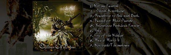 NOUVEL ALBUM - Relentless Reckless Forever ! (acheté aujourd'hui même, jour de sa sortie dans mon cas. :D)