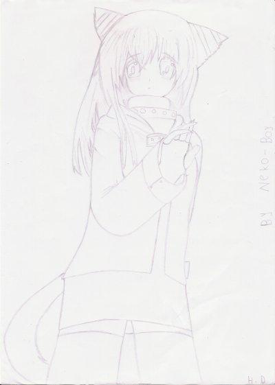 Neko-girl