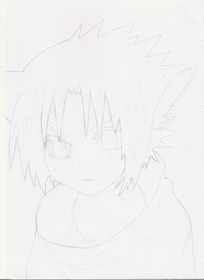 Sasuke -Neko