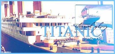 ● « Le Titanic était surnommé le paquebot de rêve et il l'était... Il l'était vraiment ! »