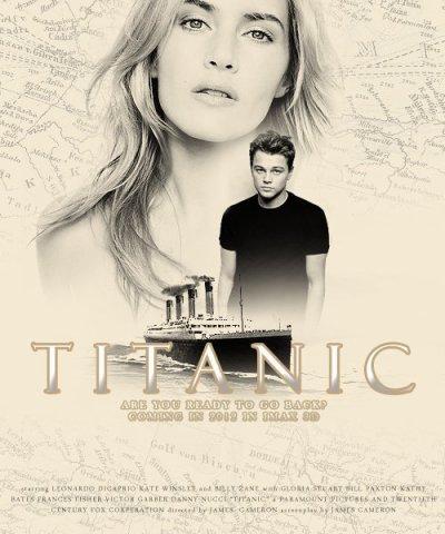 ● Titanic : Un chef-d'oeuvre ♥