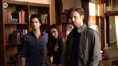 Vampire Diaries saison 3 : Alaric dévoile son passé