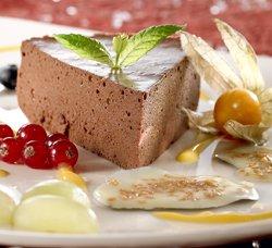 Duo de délices au chocolat