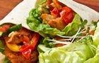 Wrap au poulet paprika ( Recette Balade.be )