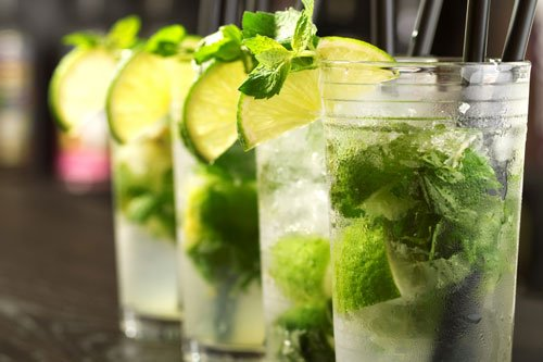 Mojito (cocktail Cuba) ( Epicurien.be )