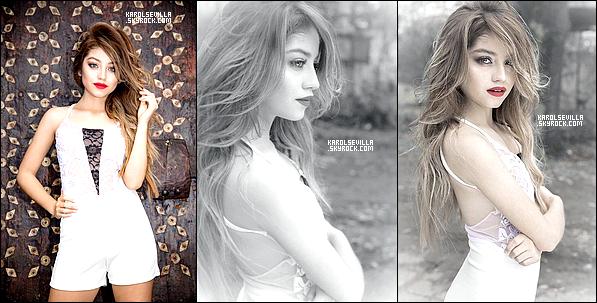 Découvrez de nouveaux clichés de Karol issus du photoshoot réaliser par «Alejandro Vieytes».