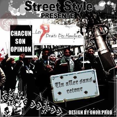 Un aller sans retour / Street Style - Lettre à l'amour extrait du net album en préparation pour l'année 2014 (2014)