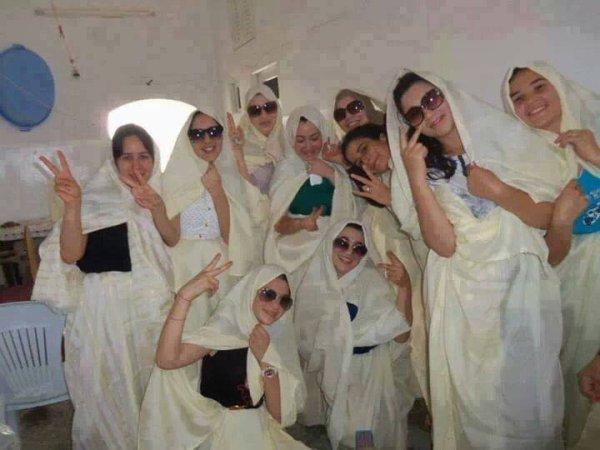 Où êtes-vous, ô filles de l'Algérie