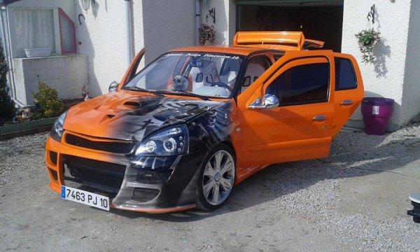 MA CLIO EN MODE 2015