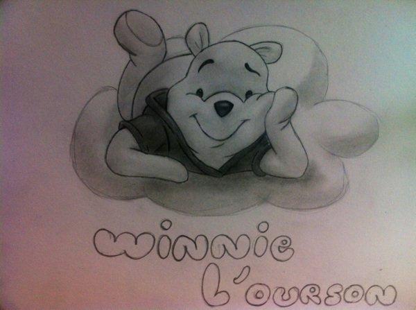 Winnie l'ourson ^^