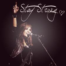 STAY STRONG demii