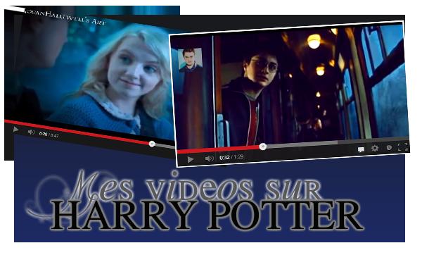 #Mes Vidéos sur HP.