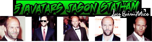 Acteur ~ Jason Statham