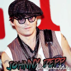 Acteur ~ Johnny Depp