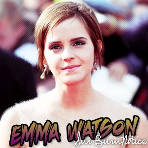 Actrice ~ Emma Watson