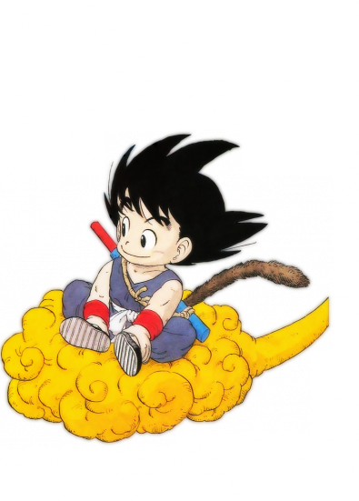 Blog de gokusan passion dragon ball - Petit sangoku ...