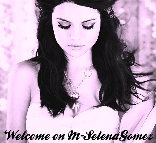 Bienvenue sur M-SelenaGomez