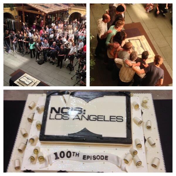 100 EPISODES CELEBRATION! (by CBS.com)