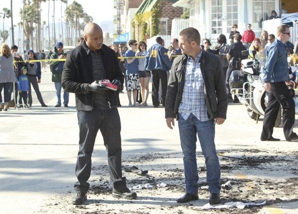 Chris O'Donnell (NCIS : Los Angeles) : « Nous n'essayons pas d'être en compétition avec la série originale »