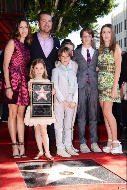 Chris O'Donnell étoilé : La star de NCIS en plein bonheur avec ses 5 enfants !