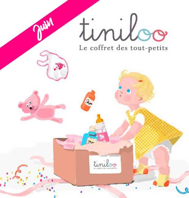 Tiniloo box de Juin