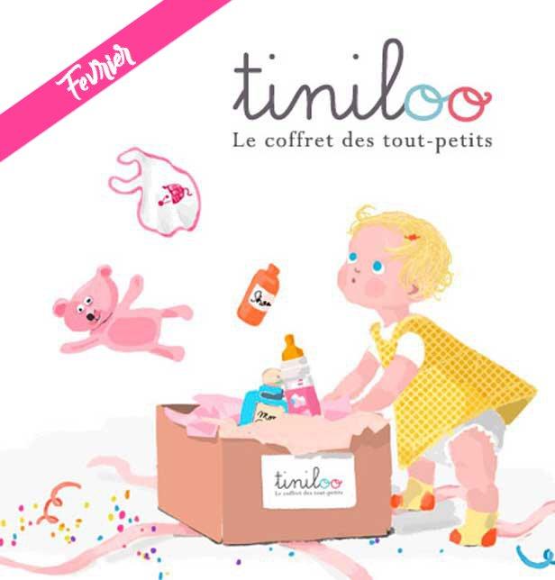 Box Tiniloo Baby du mois de Février