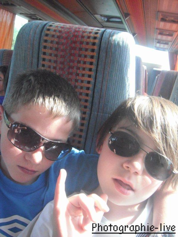Alexandre & Nathan mon ami d'enfance <3