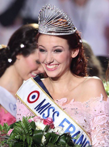 Miss France 2012 : Delphine Wespiser