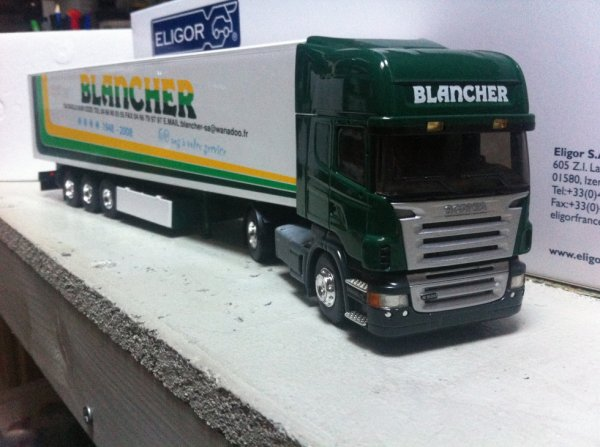 Scania serie R TRS Blancher