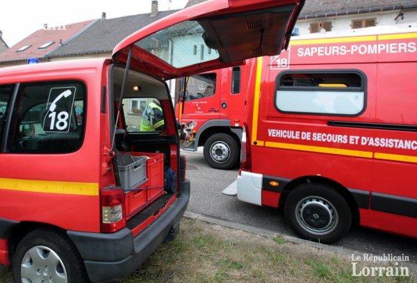 Tempête sur Ssarreguemines et environs : petits dégâts et coupures de courant