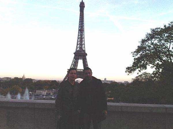 AVEC CHOKRI CHLIBI A PARIS