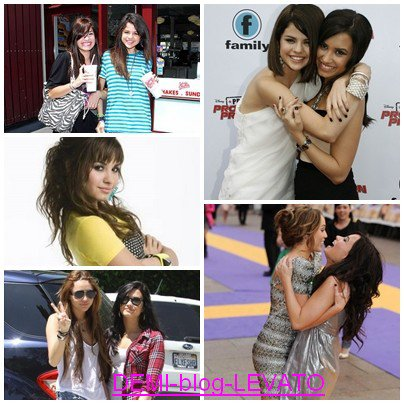 Demi & Selly / Demi & Miley ?