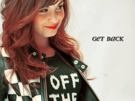 Get Back ; Demi.